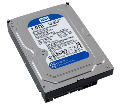 Harddisk Drive 1 Tb western digital wd10ezex 1tb drive 44 89