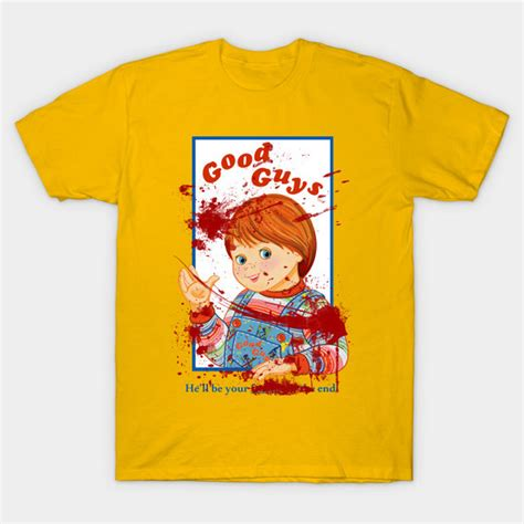 T Shirt Chucky child s play guys chucky t shirt