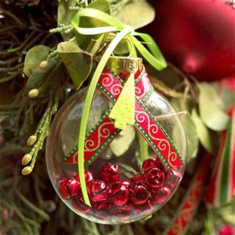 awesome homemade jingle bell christmas tree ornaments