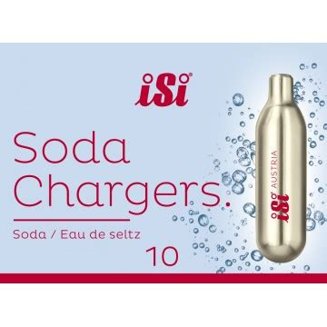 isi soda charger isi soda chargers co2 10 count