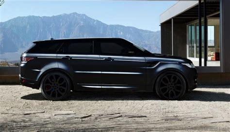 dalam kereta range rover range rover sport coupe disahkan untuk 2017 gohed gostan