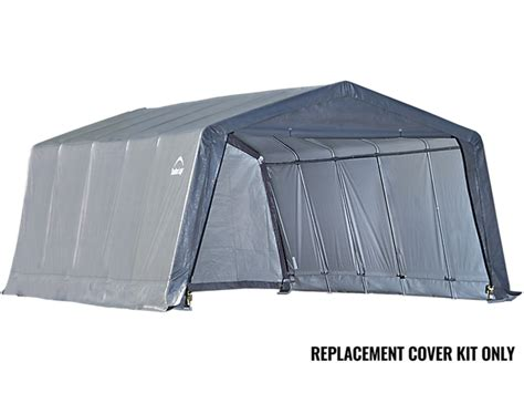 Shelterlogic Garage Replacement Covers by Replacement Cover Kit For The Garage In A Box 174 12 X 20 X 8 Ft