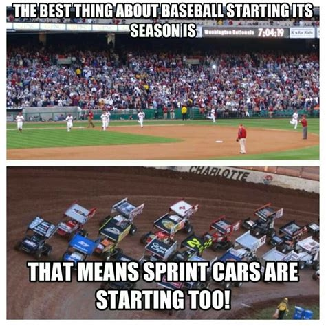 racingseason whoohoo sprint car memes pinterest