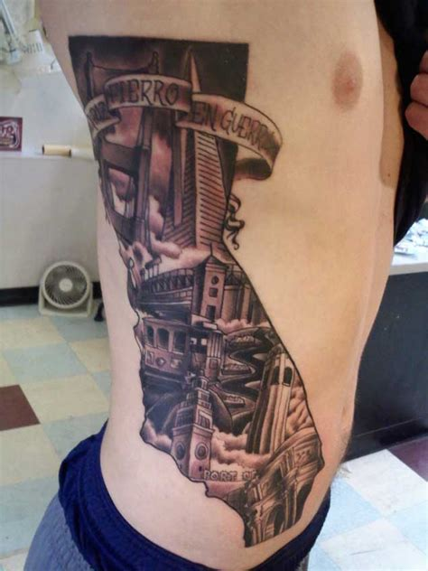 tattoo pictures california 40 breathtaking state of california tattoos tattooblend