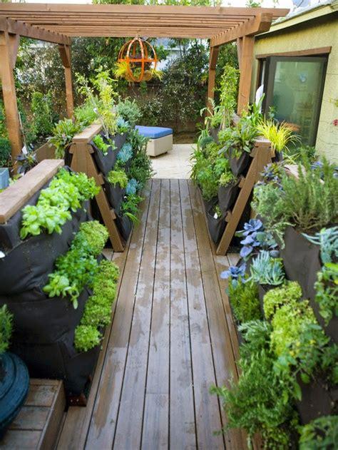 gardening  backyard patio
