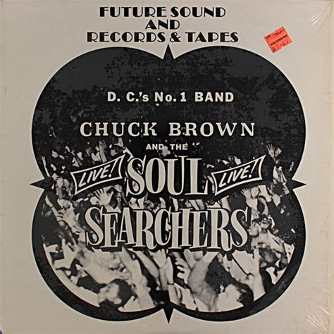 chuck brown and the soul searchers chuck brown the soul searchers live vinyl lp album