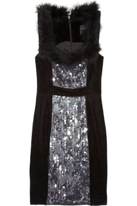 Dress Yuri Polka Black velvet is back embrace the plushest velvet trend for a