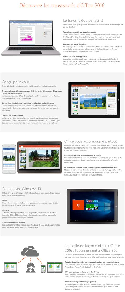 office home and business 2016 microsoft office home and business 2016 pour windows