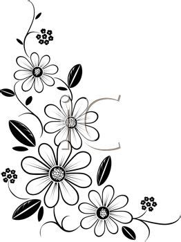 Wildflower Arrangements by Flower Border Flower Clip Art Border Pictures Reference 2