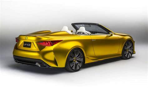 2020 Lexus Lf Lc 2 by Lexus Lf C2 Concept Revealed Previews Rc F Convertible