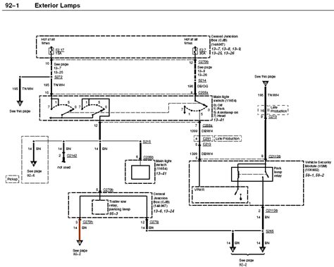 92 f250 stereo wiring diagram 92 suburban wiring diagram