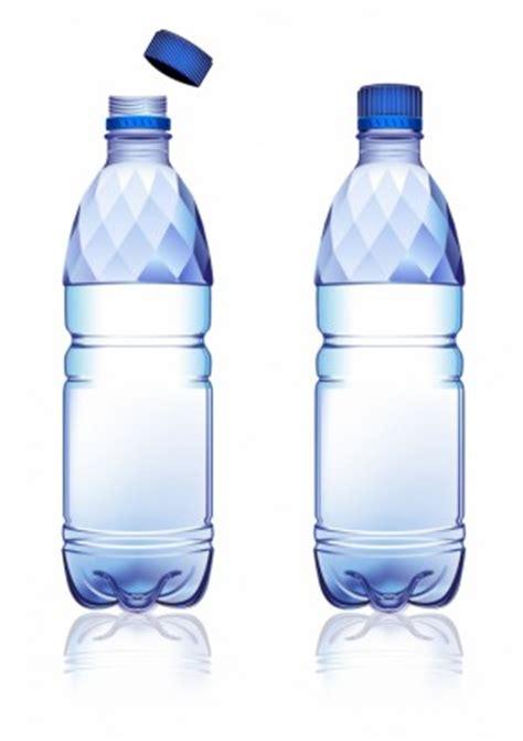 Evian Air Mineral Botol botol air vektor misc vektor gratis gratis