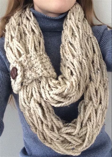 arm knitting scarf step by step 1000 ideas about step by step on