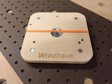 Woodrave Multi Function Template Woodshop Wanted Pinterest Template Woodworking And Mft Drilling Template