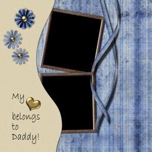 father s day scrapbook layout craft free father s day digital scrapbook lovetoknow