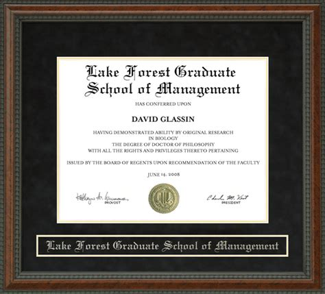 Lake Forest College Mba Tuition by Lake Forest Graduate School Of Management