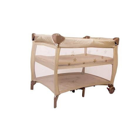 Portacot With Change Table Babyhood Bambino Dormire Portacot Latte And And A Free Change Table Nursery