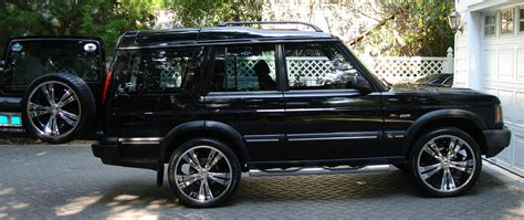 2004 land rover discovery off road land rover discovery off road image 15