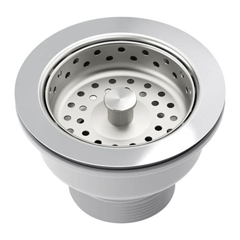 lillviken sink strainer with stopper ikea