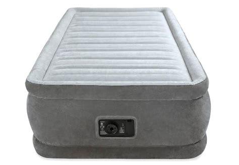 materasso singolo gonfiabile materasso gonfiabile intex 64412 letto singolo ceggio