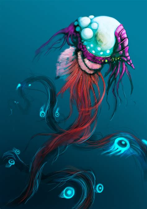 Brooch Ubur2 leviathan wip 2 by unded on deviantart