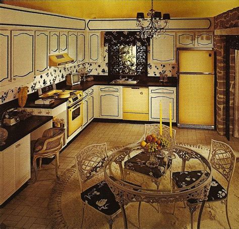 1970s kitchen 1970s architectural digest kitchen interiors pinterest