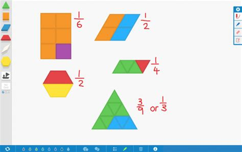 pattern and shape blog free primary maths app pattern shapes the topmarks blog