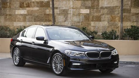 530i Bmw by 2017 Bmw 530i Review Redesign Or Big Refresh Autoweek