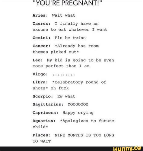 Funny Zodiac Memes - zodiac ifunny