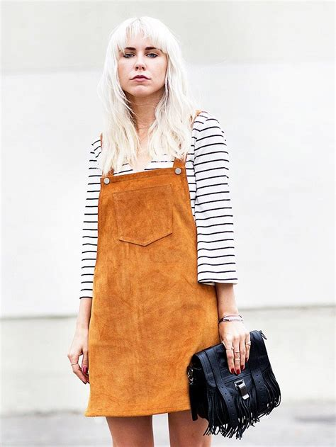 Overall Dress Onet Import dress missguidedus always judging suede dress suede fall dress winter dress overalls our