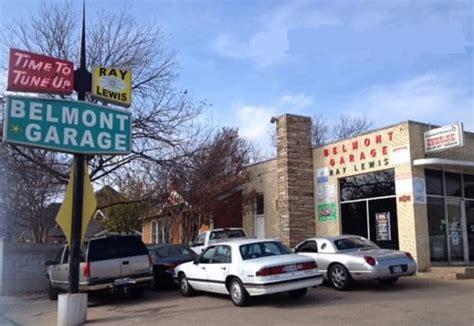 Belmont Garage by Belmont Garage Lakewood Dallas Tx Yelp
