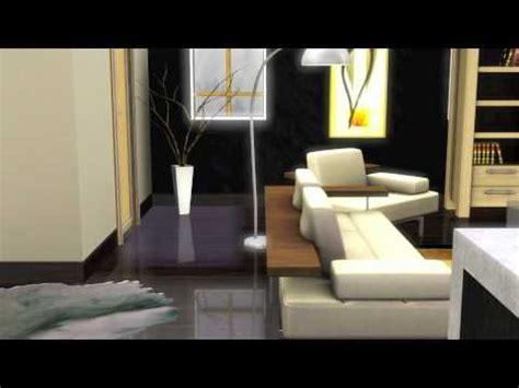 the sims 3 modern interior design youtube modern apartment youtube