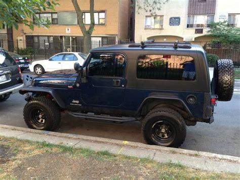 used 2 door jeep buy used 2005 jeep wrangler unlimited sport utility 2 door