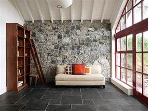 Garage Wall Murals the different types of stone flooring diy