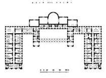 winter palace floor plan two plans of richmond palace royal collection trust floor plans palaces and royals
