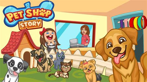 puppy shoo pet shop story android apps on play