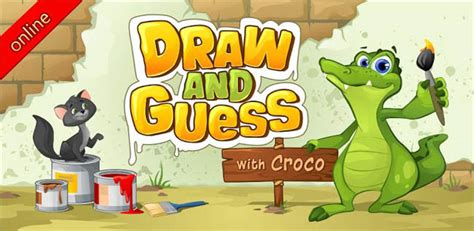 draw and guess draw and guess with croco 187 android 365 free