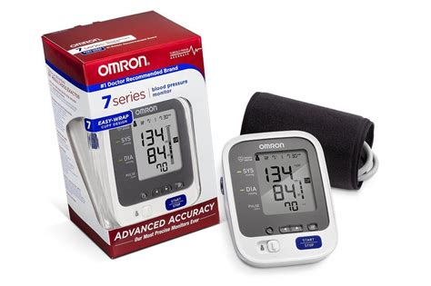 omron 7 series arm blood pressure