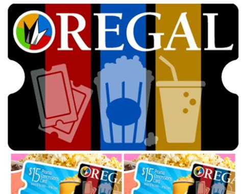 Regal Gift Cards Walgreens - free 15 regal gift card w 50 purchase today only