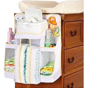 hanging changing table organizer 17 best ideas about organization on