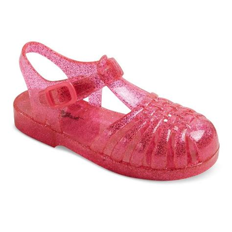 Ban2glosy Jellyshoes Wedges toddler josephine fisherman jelly sandals cat pink xl target