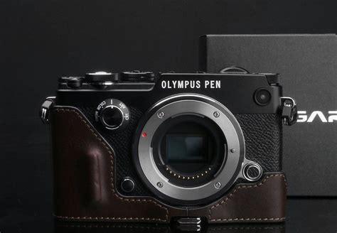 Olympus Pen F Black olympus pen f leather cases announced by gariz