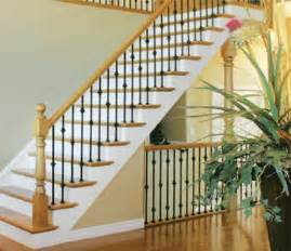 Banisters And Railings Home Depot Square Wrought Iron Spindles With 1 Or 2 Decorations 3
