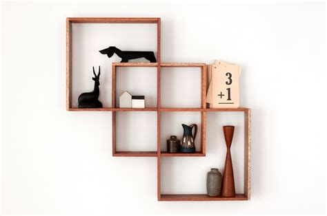 On The Shelf In A Box by 3 Box Shadow Box Shelf By Senkki Furniture Handkrafted