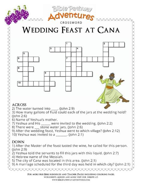 Wedding At Cana Sunday School Activities by 174 Best Images About Sunday School Ideas On