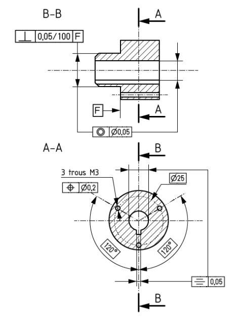 Préparation de Production en Productique Mécanique - Étude