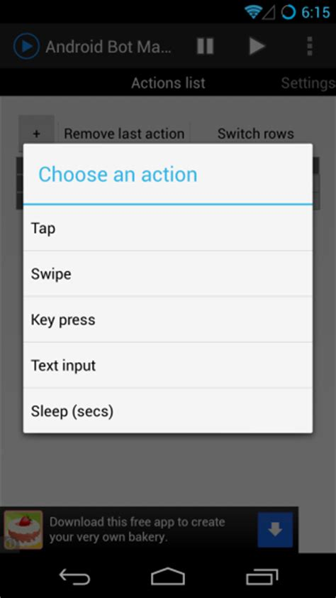 tutorial android bot maker create run macros to automate actions with android bot maker