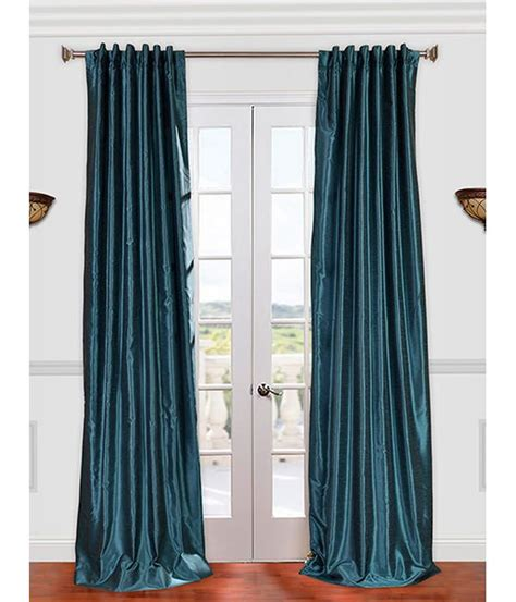 peacock window curtains peacock vintage textured faux dupioni silk curtains