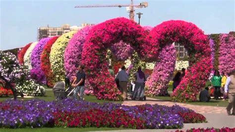 imagenes de jardines japon miracle garden dubai youtube