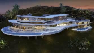 luxury coastal homes